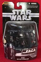 Star Wars Saga Collection: R4-K5 (Darth Vader's Astromech Droid)- Action Figure - Sealed on Card